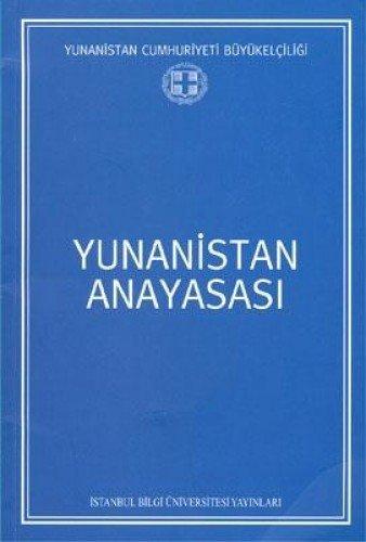 9789756176191: Yunanistan Anayasasi