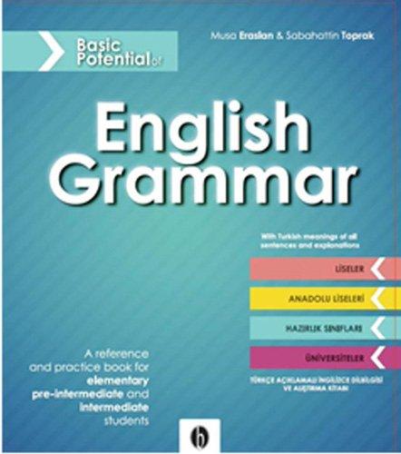 9789756207871: Basic Potential of English Grammar