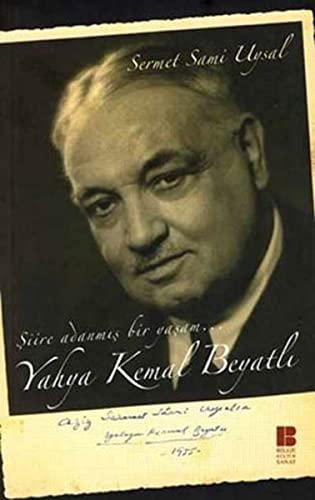 9789756316832: Yahya Kemal Beyatli