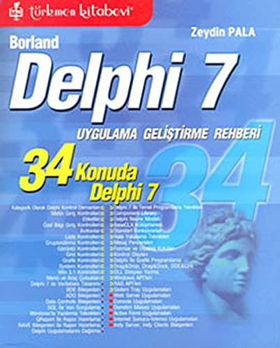 9789756392010: Borland Delphi 7