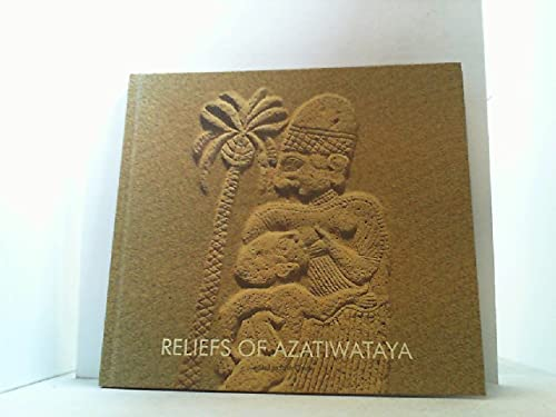 Reliefs of Azatiwataya.: CIMOK., Edited by FATIH