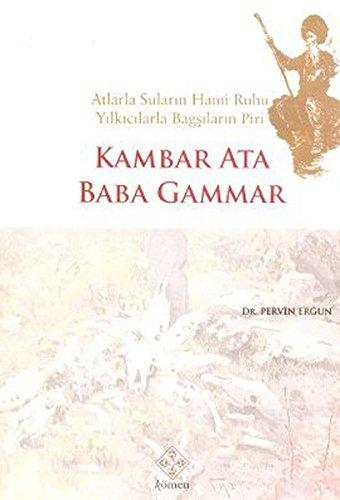 9789756527733: Kambar Ata Baba Gammar