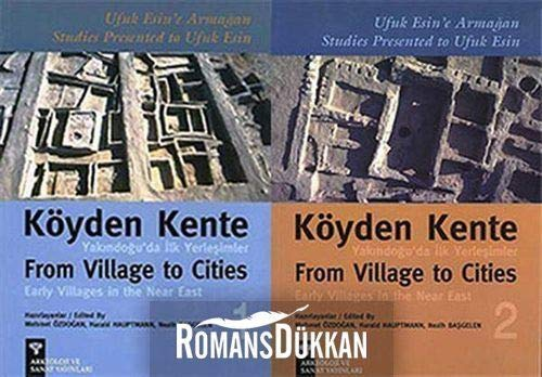 9789756561423: From Village to Cities: Early Villages in the Near East (2 Volumes)
