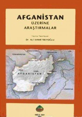 9789756596067: Afganistan Üzerine Arastirmalar