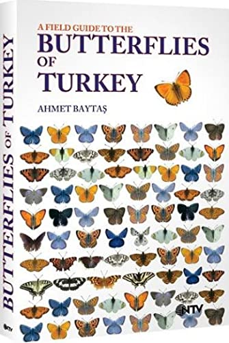 9789756690796: A Field Guide to the Butterflies of Turkey