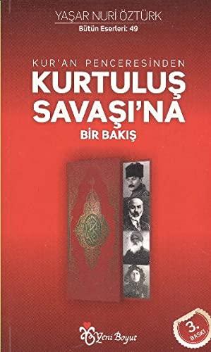 9789756779620: Kur'an Penceresinden Kurtulus Savasi'na Bir Bakis