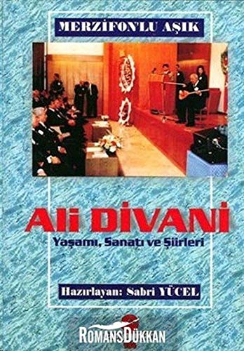 9789756791868: Merzifonlu Asik Ali Divani