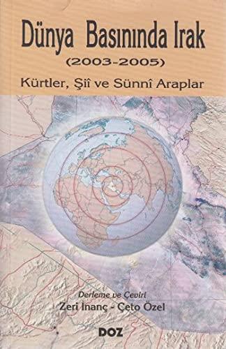 9789756876794: Dunya Basininda Irak