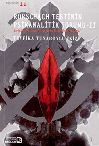 9789756947814: Rorschach Testinin Psikanalitik Yorumu II