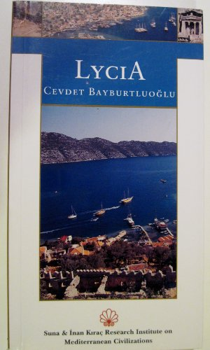 9789757078203: Lycia (TRAVEL GUIDES)