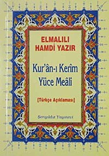 9789757161981: Kur'an-i Kerim Yuce Meali