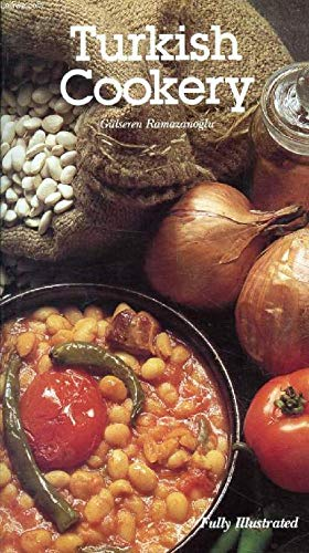 9789757489009: Turkish Cookery