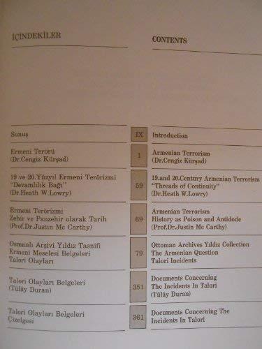 Osmanl Arsivi, Yldz Tasnifi, Ermeni Meselesi: Ottoman Archives, Yldz Collection, the Armenian ...