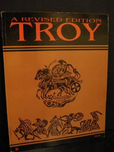 9789757559375: Troy : With Legends, Facts, and New Developments