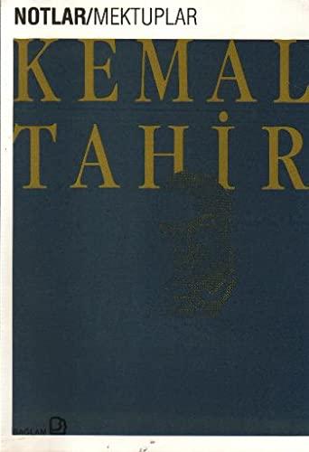 Mektuplar (Kemal Tahir Vakf calsmalar) (Turkish Edition): Kemal Tahir
