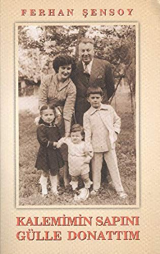 9789757904083: Kalemimin sapını gülle donattım (Turkish Edition)