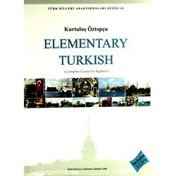Elementary Turkish: A Complete Course for Beginners: Oztopcu, Kurtulus (ed.by