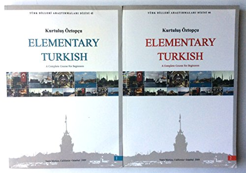 Elementary Turkish: A Complete Course for Beginners,: Oztopcu, Kurtulus