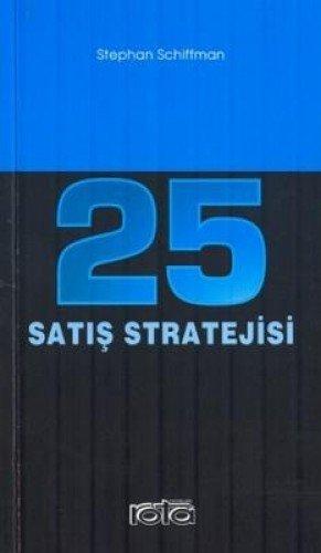9789758296699: 25 Satis Stratejisi
