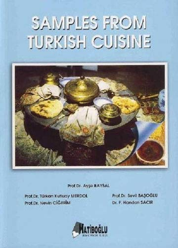 9789758322565: Samples From Turkish Cuisine