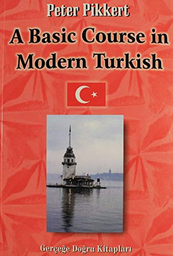9789758379019: A basic course in modern Turkish