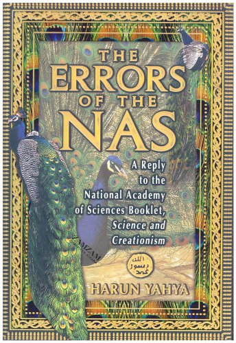 9789758718368: The Errors the American National Academy of Sciences