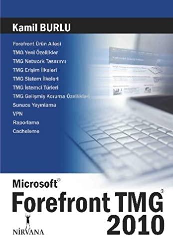 9789758878758: Microsoft Forefront TMG 2010