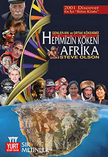 9789759025502: Hepimizin Kökeni Afrika