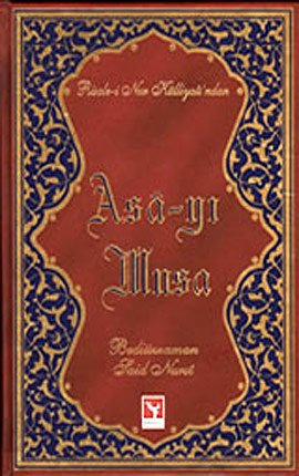 9789759090494: Asa-yi Musa (Buyuk Boy)
