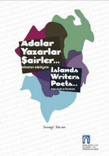9789759119270: Adalar Yazarlar Sairler... Islands Writer Poets...