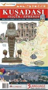 9789759137045: Kusadasi Tourist Map