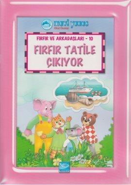 9789759148935: Firfir Tatile Cikiyor