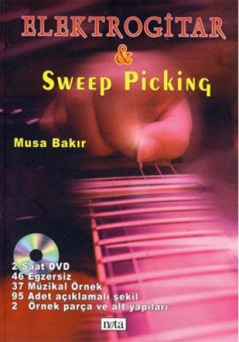 9789759152567: Elektrogitar - Sweep Picking
