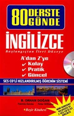 9789759421915: English in 80 Days (English and Turkish Edition)