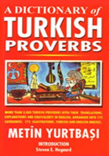 9789759570309: A dictionary of Turkish proverbs