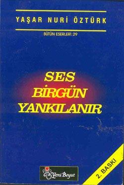 9789759849634: Ses Birgun Yankilanir
