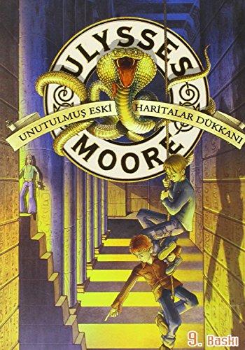 9789759912000: Ulyses Moore 2 - Unutulmus Eski Haritalar (Hardcover)