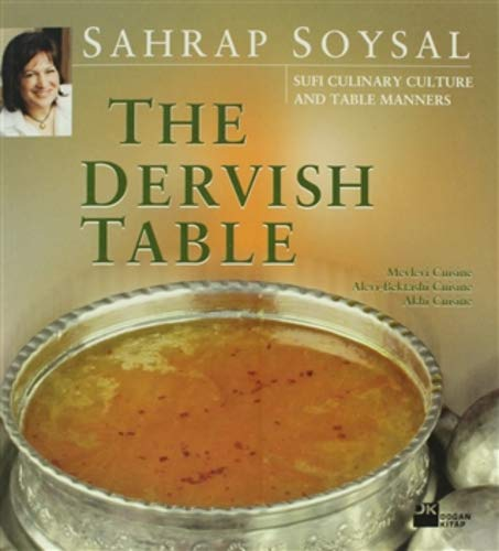 The Dervish table. Sufi culinary culture and table manners, Mevlevi cuisine, Alevi-Bektasi cuisin...