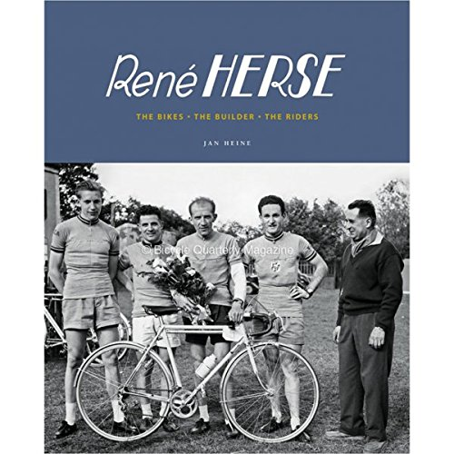 9789765460236: René Herse: The Bikes, The Builder, The Riders