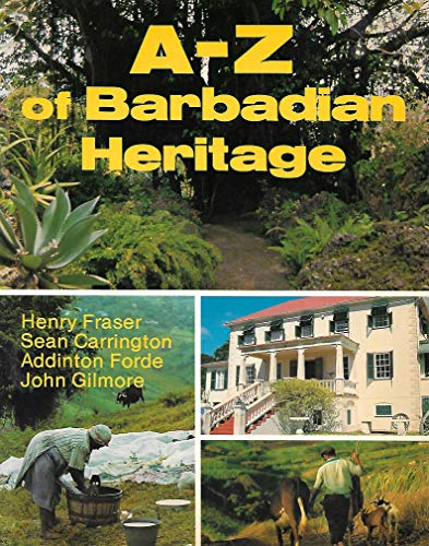 9789766050993: A-Z of Barbadian heritage