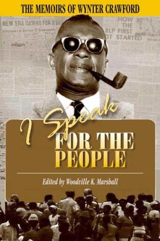 9789766371265: I Speak for the People: The Memoirs of Wynter Crawford