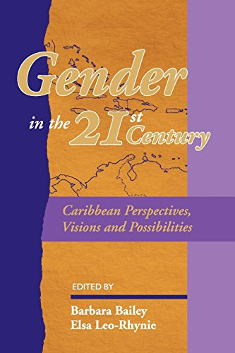 9789766371883: Gender in the 21st Century Caribbean Perspectives, Visions and Possibilities