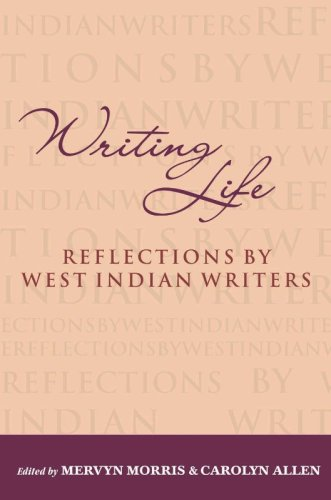 9789766373290: Writing Life: Reflections by West Indian Writers