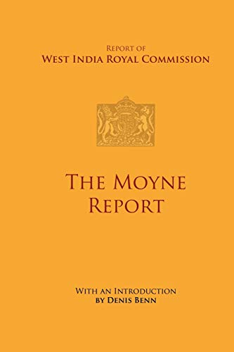 The Moyne Report: Introduction by Denis Benn