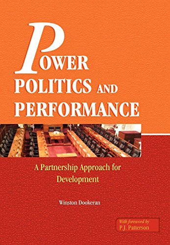 Power, Politics and Performance: A Partnership Approach for the Development of Small States: ...