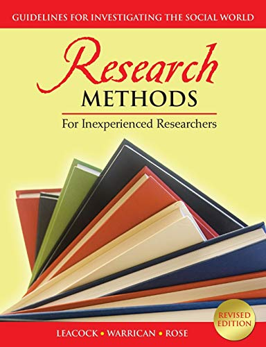 9789766378837: Research Methods for Inexperienced Researchers: Guidelines for Investigating the Social World