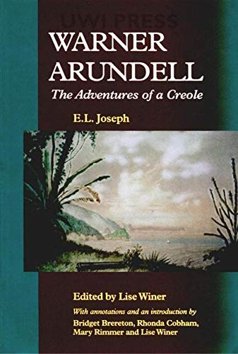 9789766401092: Warner Arundell : The Adventures of a Creole
