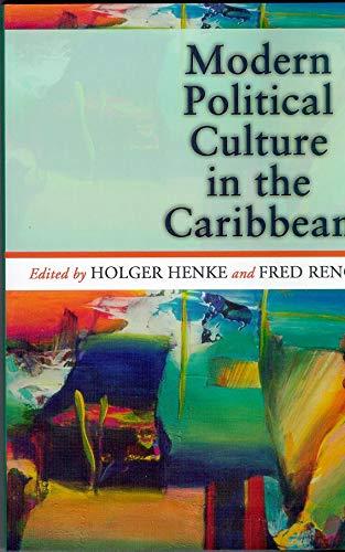 Modern Political Culture in the Caribbean (Paperback)