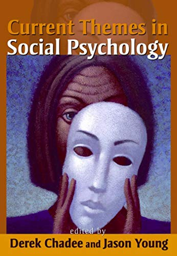 9789766401955: Current Themes in Social Psychology