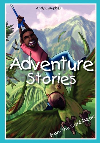 9789768054845: Adventure Stories from the Caribbean